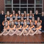 Gymnastics Team Wins Conference Title!