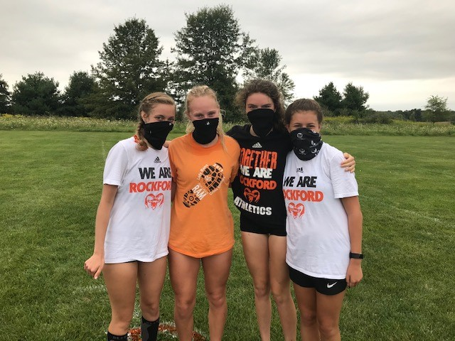 Girls Cross Country Reaches New Heights!