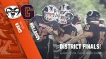 Football District Championship – Limited TICKETS AVAILABLE vs. Grandville