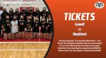 Limited Tickets Available – Volleyball Regional Championship