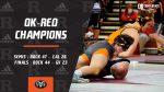 Rams Wrestling captures OK-Red Title