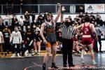 Wrestling wraps up regular season