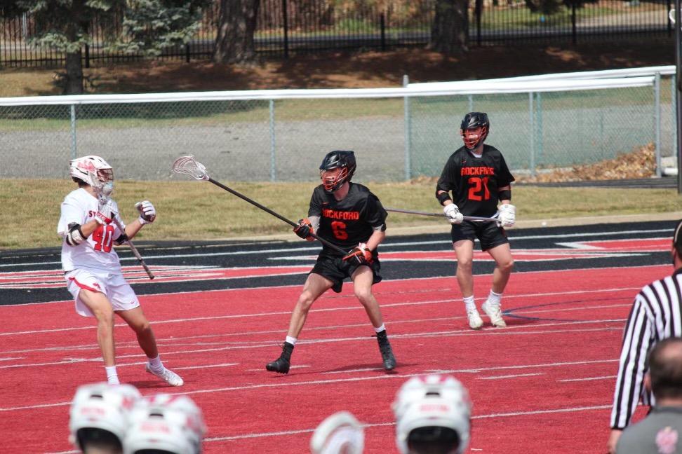 Boys Lacrosse 3-27-21 vs Orchard Lake St. Marys