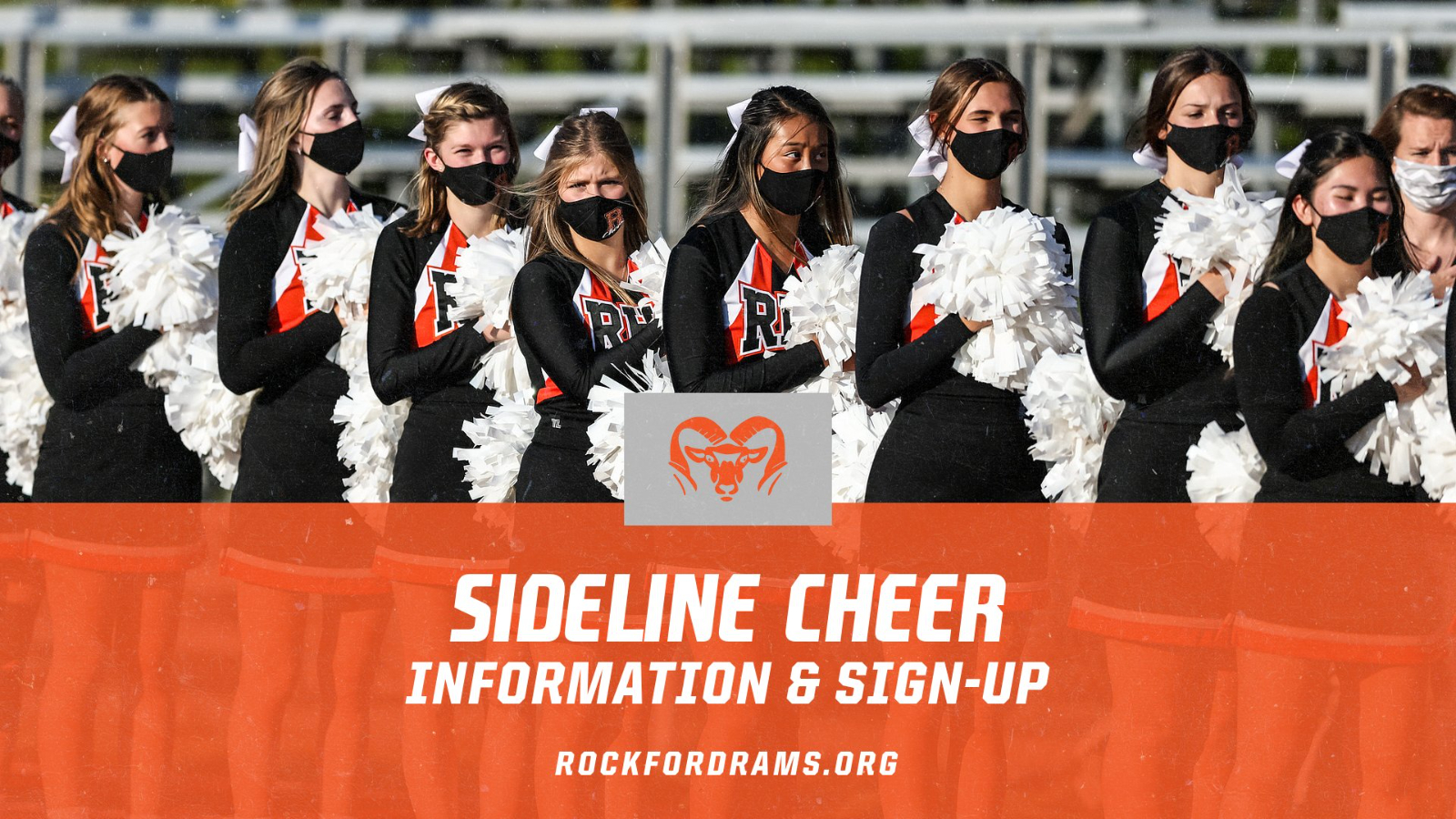 Sideline Cheer Info & Sign-Up