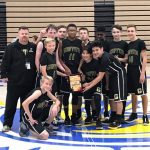 8th Grade Boys Basketball Win Highland Tip -Off Tourney