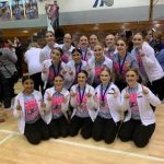 Congratulations to our Pantherettes with the Awesome performance this past weekend! Large Ensemble- 1st place   AA Pom- 1st place   AA Jazz- 1st place   Sara Mehesien- 5th place   Caroline Brown- 8th place . We are so proud of you ladies!
