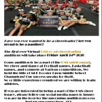 GMS Cheerleading Auditions!!!