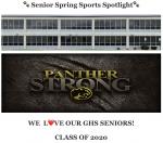 🐾 Senior Spring Sports Spotlight🐾