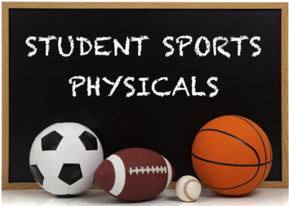 Sports Physicals Come To YOU!
