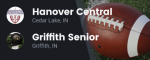 ARE YOU READY FOR SOME FOOTBALL?!? Griffith vs Hanover! Click it for tickets!