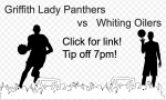 Catch Live Panther Basketball Tonight ! GHS vs Whiting @ 7pm! Click for the Link!