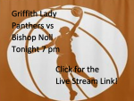 Lady Panthers tonight @ Bishop Noll! 7 pm tip off! Click for the live stream!