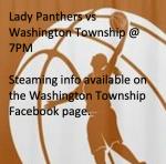 Lady Panthers @ Washington Township @ 7pm