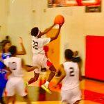 Boys Varsity Basketball WOW shot – one of many!