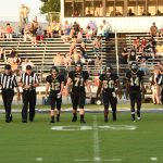 Varsity Football vs. East Columbus 8/18/2017