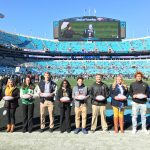 Tamara Jackson selected as Carolina Panthers Community Captain