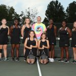 Girls Varsity Tennis beats East Clarendon 5 – 2