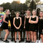 Girls Varsity Tennis falls to Academic Magnet 7 – 0