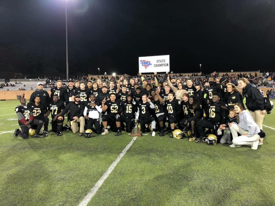 Trojans win State Football Title