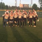 Girls Varsity Softball beats Cross 21 – 0