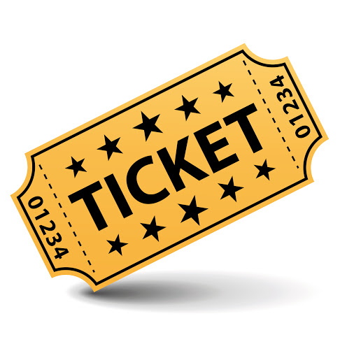 How to purchase and use an online ticket for a Green Sea Floyds Athletic Event