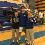 Varsity Wrestlers Claim 3 County Championships! Churchill Places 2nd!