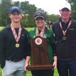Junior Golfer Lena Capoccia Commits!