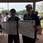 Karpinski & Chen State Champions!