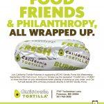 Poms California Tortilla Fundraiser Information