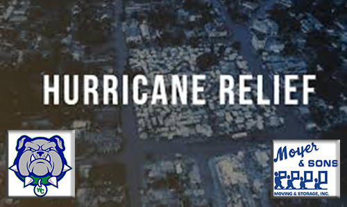 Hurricane Relief Drive