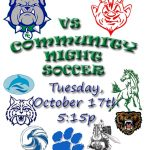 Soccer Community Night