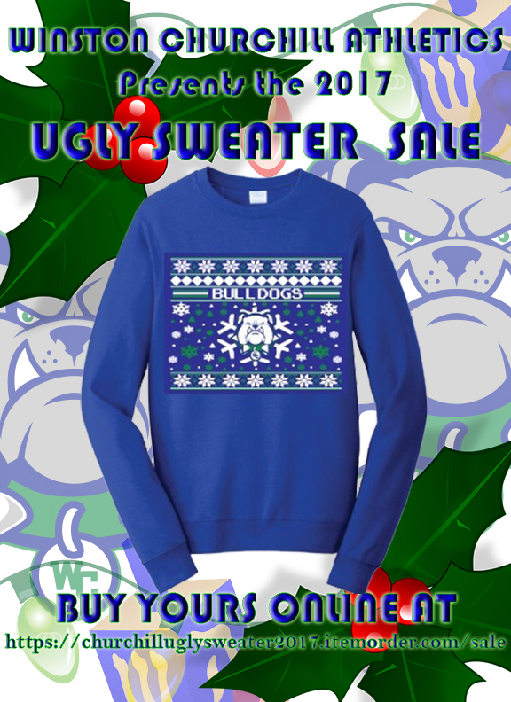Ugly Sweater Fundraiser