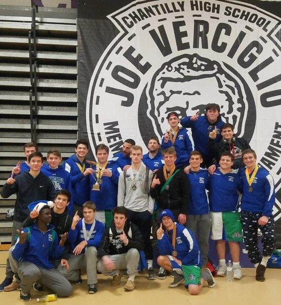 Wrestling Comes Out Victorious @Joe Verciglio Tournament