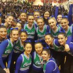 Poms Performance @ County Championships