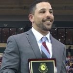 Wrestling Coach Inducted Into Maryland Hall of Fame