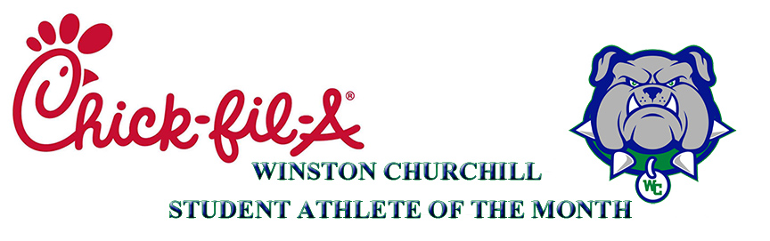 Chick-fil-A Student Athlete of the Month