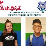 Chick-fil-A Student Athlete's of the Month