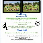 Girls' Soccer Kids Clinic Information