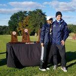 Kaylin Yeoh Leads Golfers at State Championships