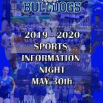 2019-2020 Sports Information Open House