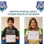 March Student Athletes of the Month