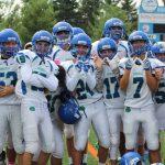 Boys Junior Varsity Football beats Walt Whitman 20 – 14