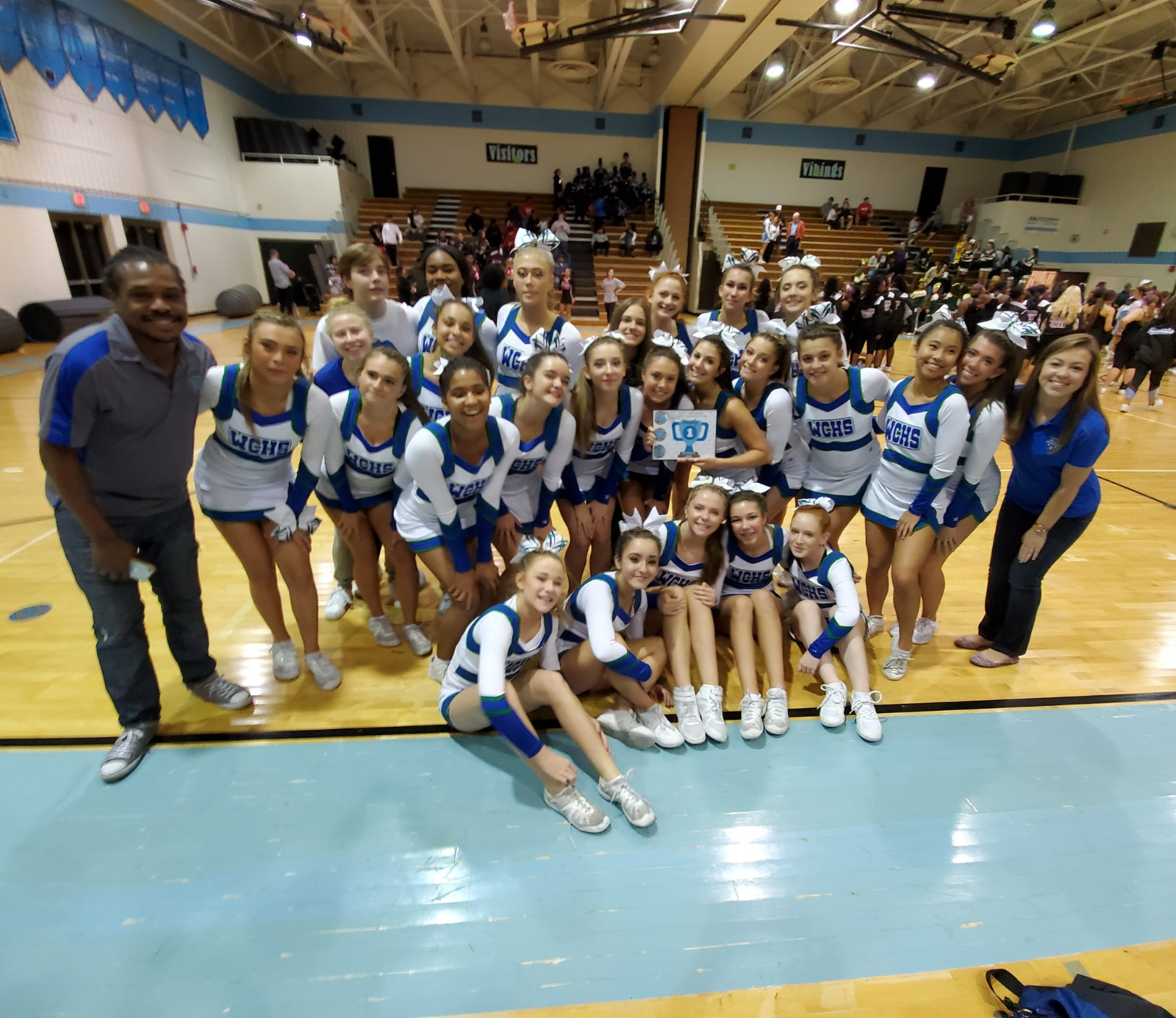 MCPS County Cheer Competition Information