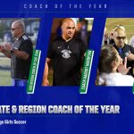 WCHS Coach Wins Multiple Post Season Honors