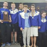 Swim & Dive Wrap Up Season At States