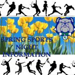 Spring Sports Night