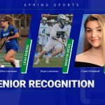 Spring Sport Senior Recognition – Day 1