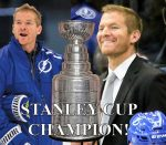 Bulldog Wins the Stanley Cup!