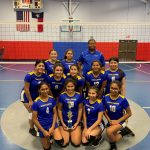 KIPP: Aspire 8th Grade Volleyball first place at the SST Discovery September Showdown.