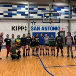 UPREP Varsity Volleyball vs KIPP PE Coaches